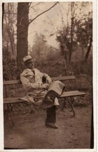 George Potra, pe Kiseleff