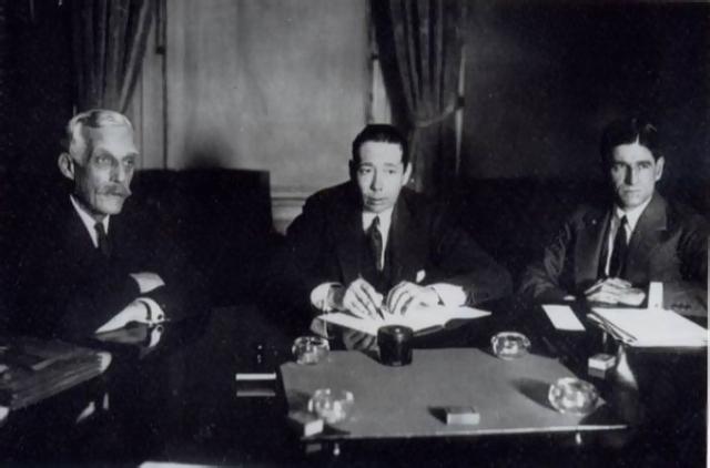 20 (?) noiembrie 1925, Washington.