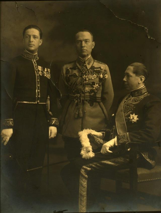 Nicolae Titulescu și Ion Antonescu la Londra, 1923 – 1926